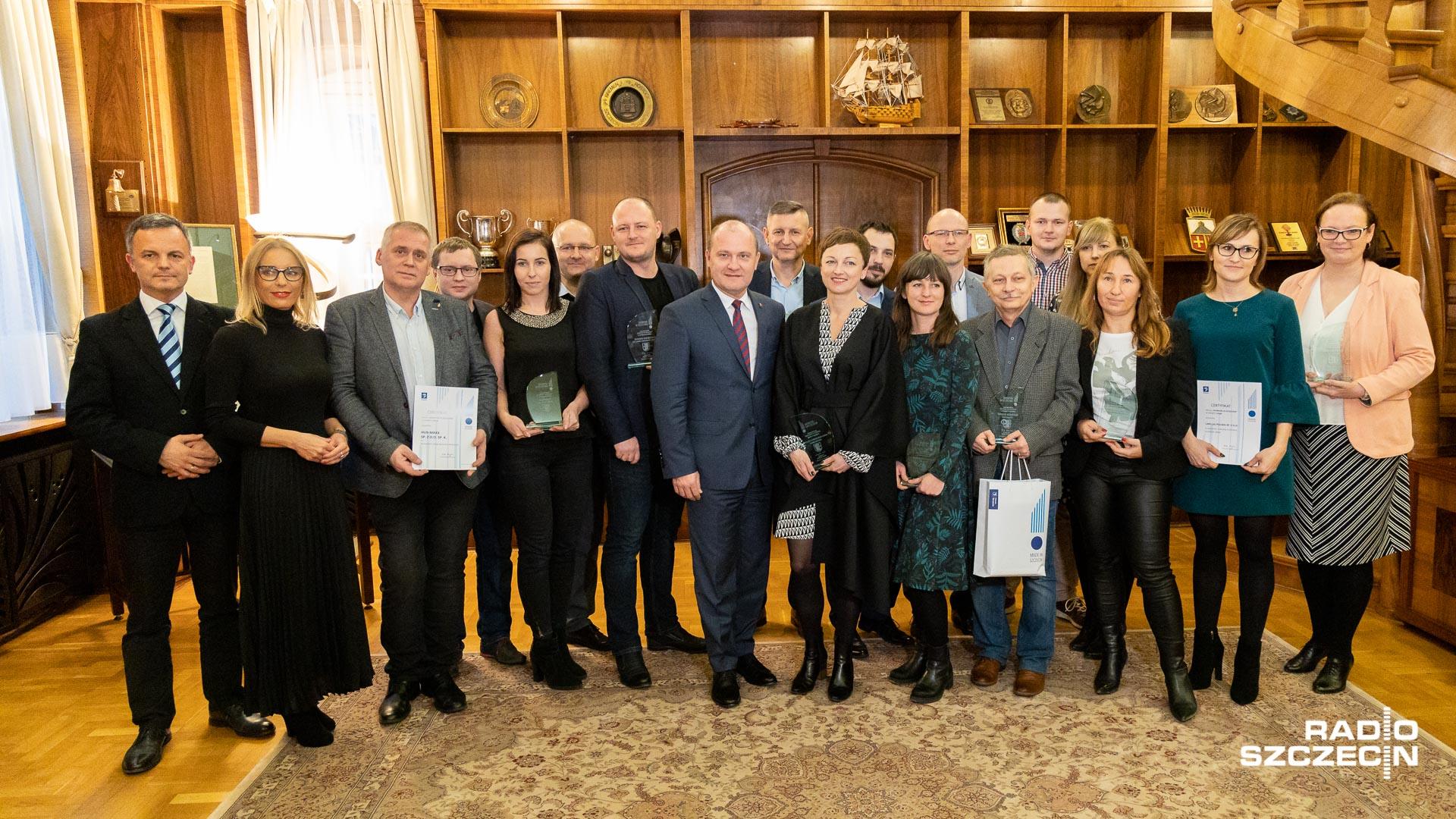 Firma Lars Laj otrzymała certyfikat marki