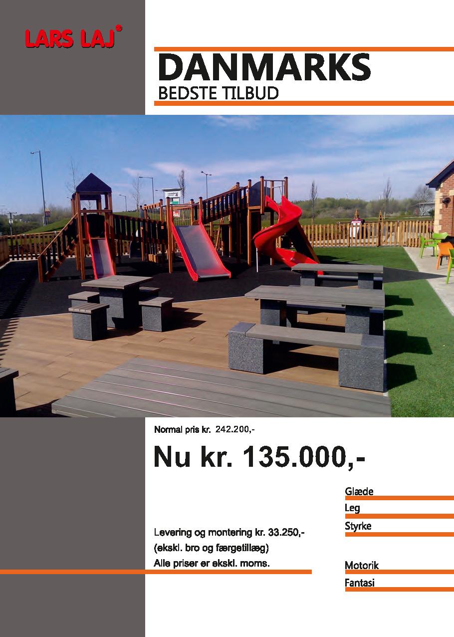 Danmarks bedste tilbud MASTODONTEN