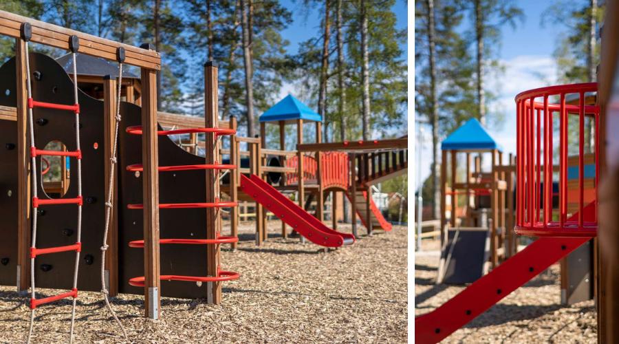 Gigantic Playground by Lars Laj
