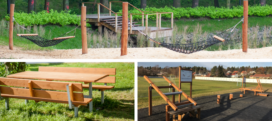 Lars Laj Outdoor furniture