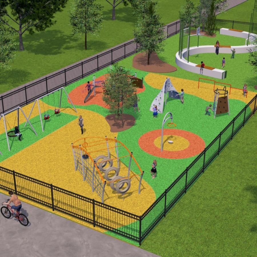 Spielplatz-Projekte