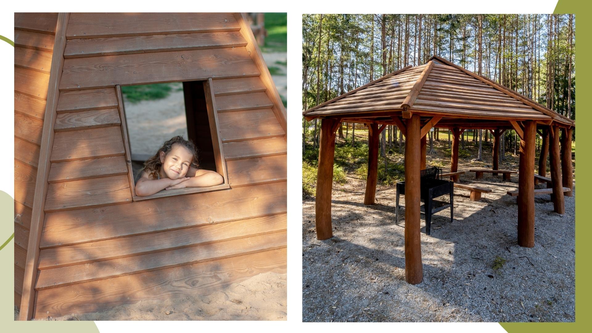 Lars Laj garden playground