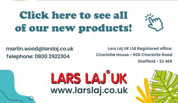 Lars Laj UK pre summer sale 2021