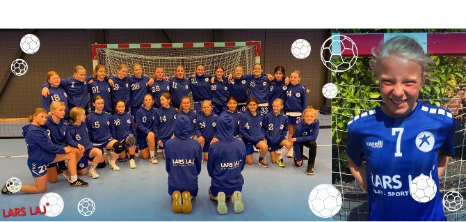 Lars Laj support the sport in Denmark