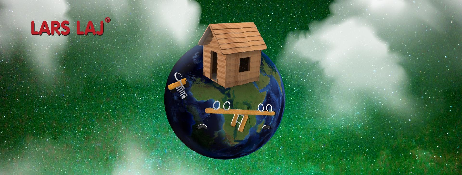 Voimme huolehtia maapallosta joka päivä!