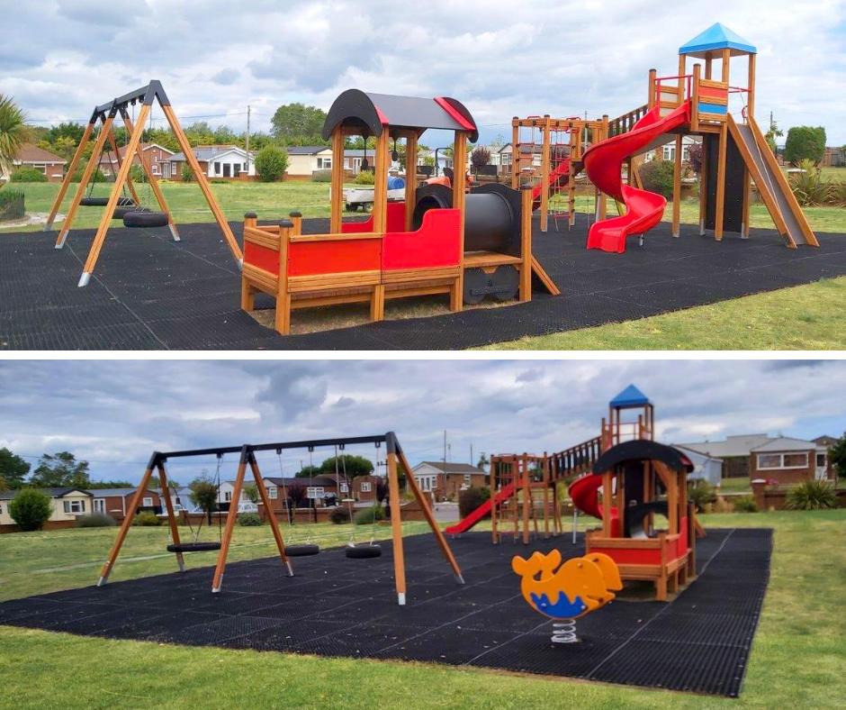 Lars Laj Playground in Saddlebrook