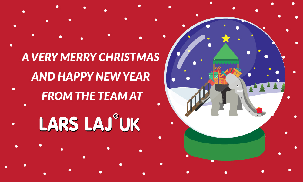 Merry Christmas and a Happy New Year 2020 from Lars Laj UK