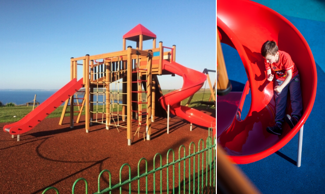 Lars Laj Twister Playgrounds